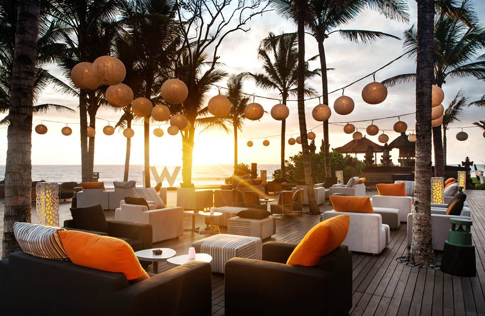 Woobar will be transformed for the W Bali's third anniversary,