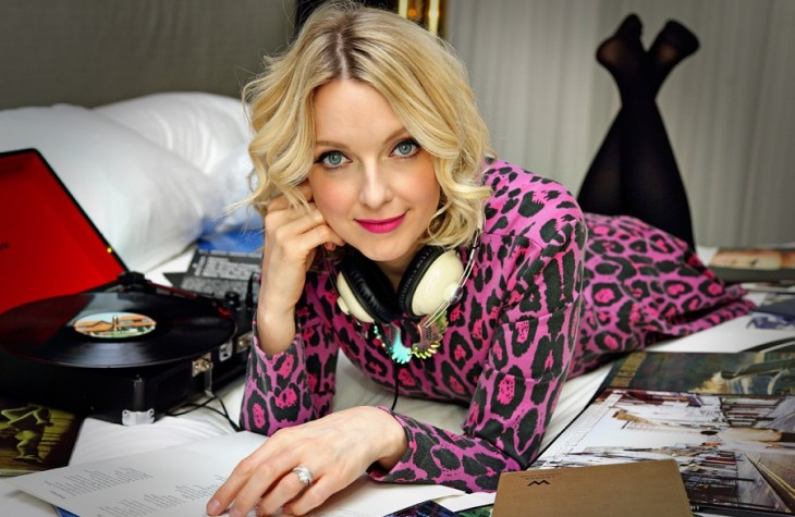 Lauren Laverne has hand-picked 40 Britpop records for W London Leicester Square's new vinyl collection.