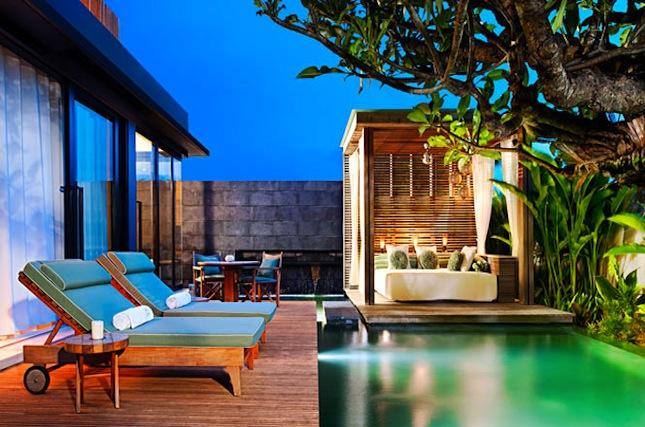 The Marvelous One Bedroom Pool Villa.