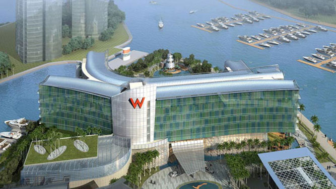 W-Singapore