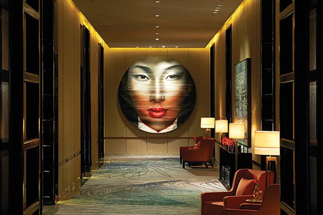 Waldorf Astoria, Beijing, China