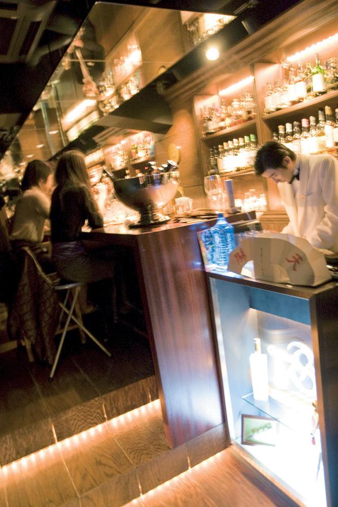 Cocktail bar Ginza S.
