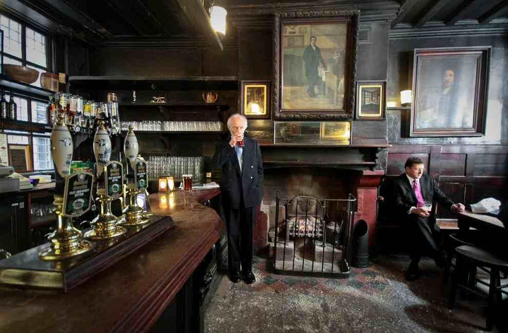 Top 5 Historic London Restaurantsdestinasian Destinasian