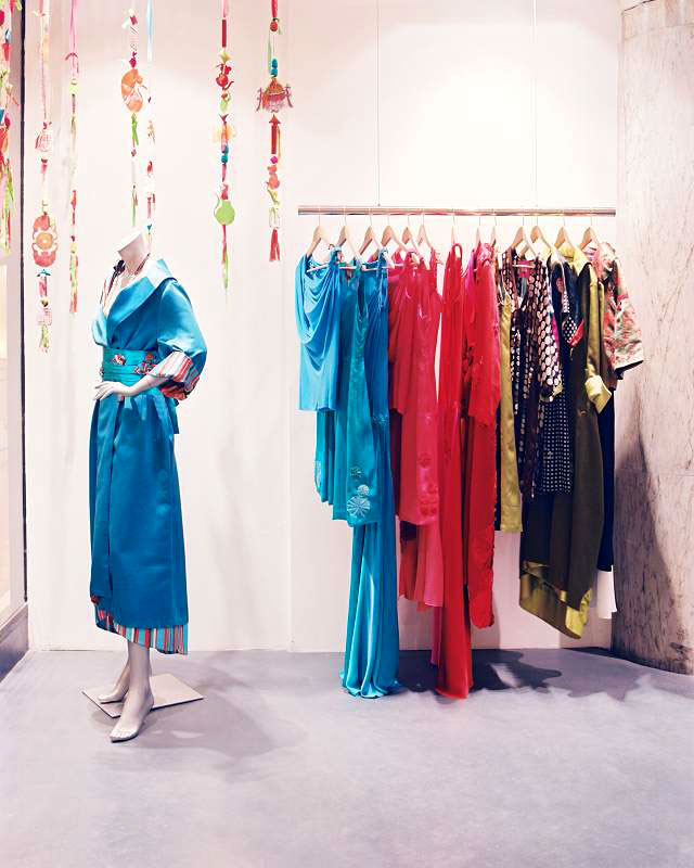Younik is a snappy Bund boutique dedicated to showcasing up-and-coming designers
