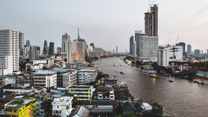 Uncovering the Secrets of the Chao Phraya