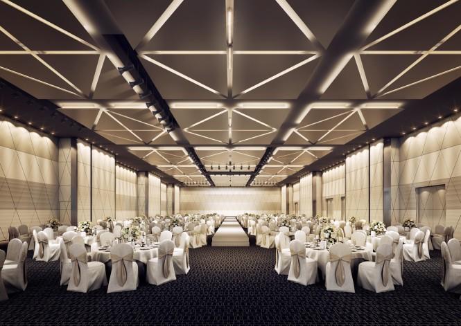 Seoul Dragon City - Grand Ballroom