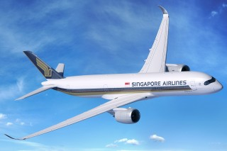 Singapore Airlines' A350 will feature economy, premium economy, and a business cabin.