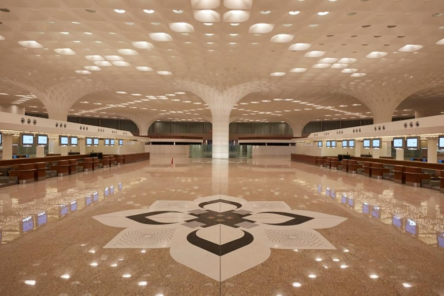 The brand new Terminal 2 in Mumbai is now Star Alliance's biggest airport hub for national and international connections.