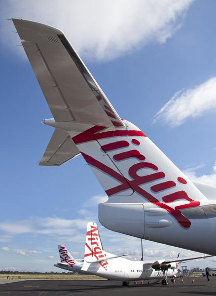 Virgin Australia is now operating a route between Melbourne and Hamilton Island.