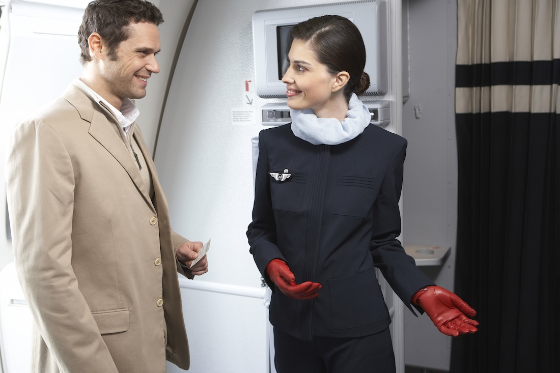 Guests can choose their departure time and enjoy streamlined transfers between flights.