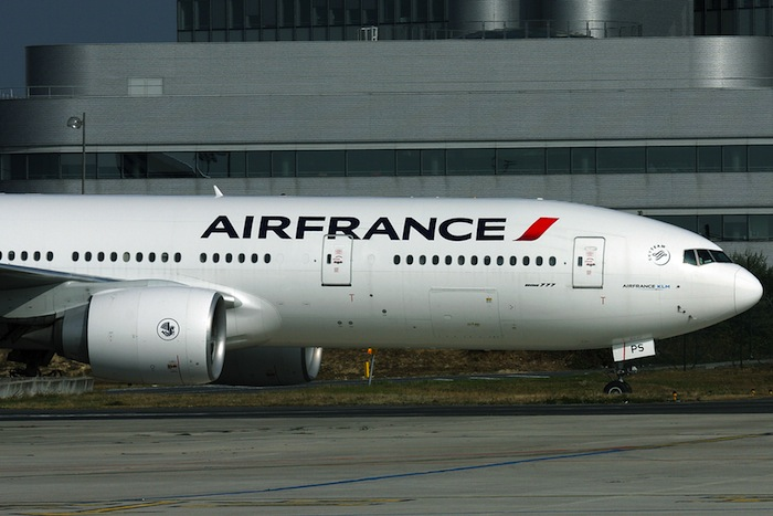 Air France will serve its Southeast Asia locations with a Boeing 777.