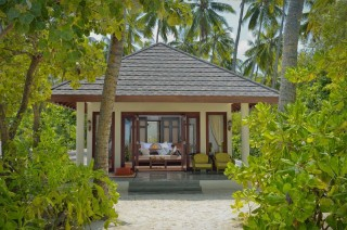 The villas start a generous 100 square meters.