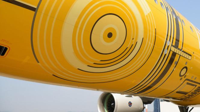 The C3PO jet
