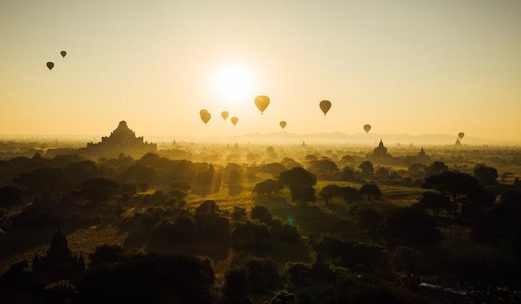 bagan- myanmar