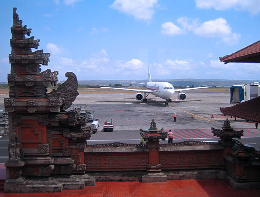 Bali airport will be closed in October for the APEC Summit.