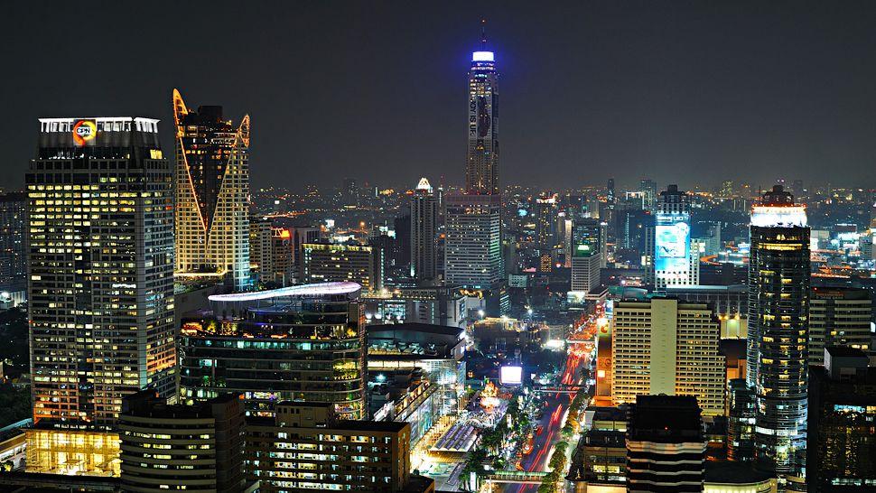 bangkok hotels view from st regis