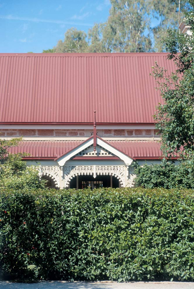 A cottage in Tanunda.