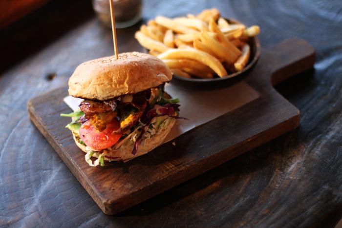 The Betelnut Burger.