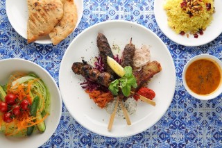 Traditional Turkish foods will be sold in the bazaar market in The Square and served at participating restaurants.