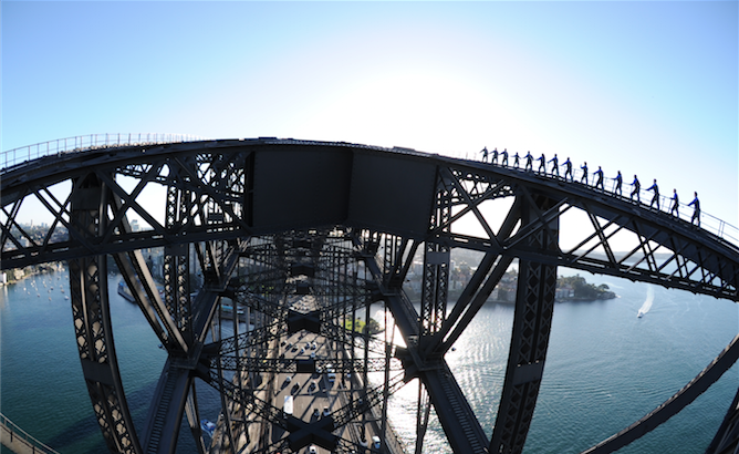 The Bridge Climb