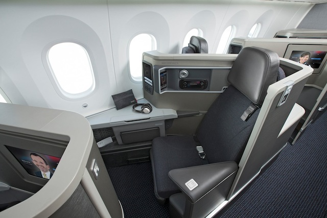 When fully flat, seats measure to 196 centimeters.