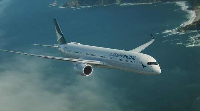 Photo courtesy of Cathay Pacific