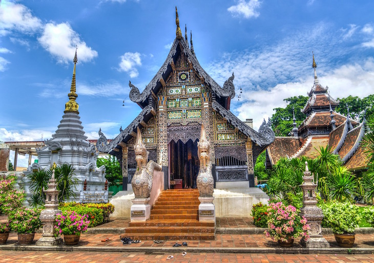 temples of chiang mai