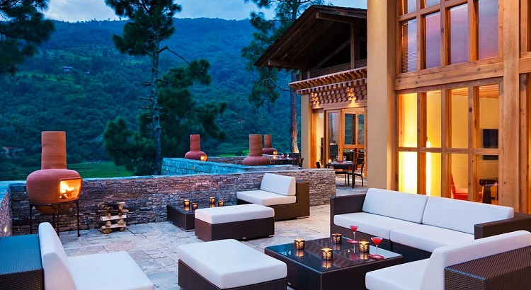 The resort is COMO's second property in Bhutan.