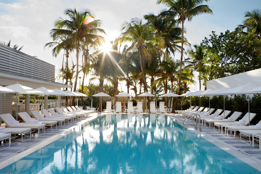 The new Metropolitan by COMO, Miami Beach, opened in June as the group's first U.S. property.