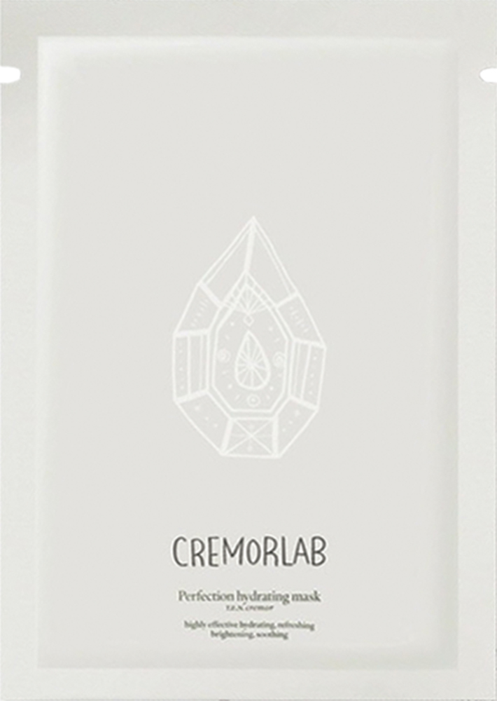 Cremorlab, Perfection Hydrating Mask (US$15).