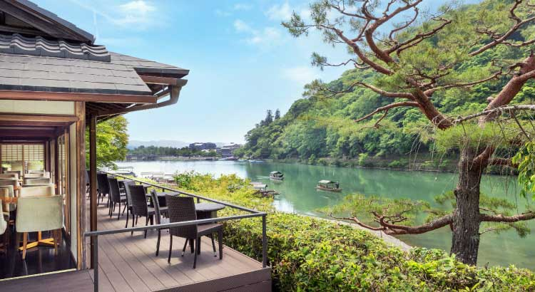 Subscribe for a Chance to Win a Stay at Suiran, Kyoto
