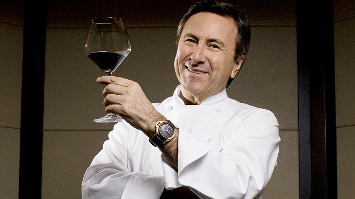 Daniel Boulud is renowned for his contemporary french cuisine and owns several award-winning international restaurants.