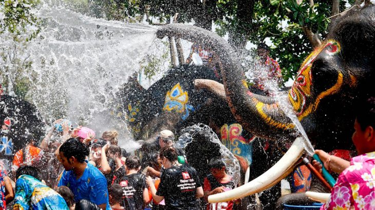 Make A Splash At These Water Festivals In Asia