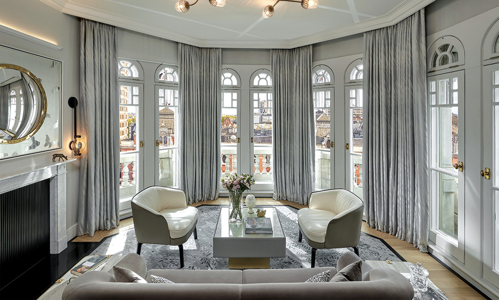 Fresh New Rooms at Mandarin Oriental