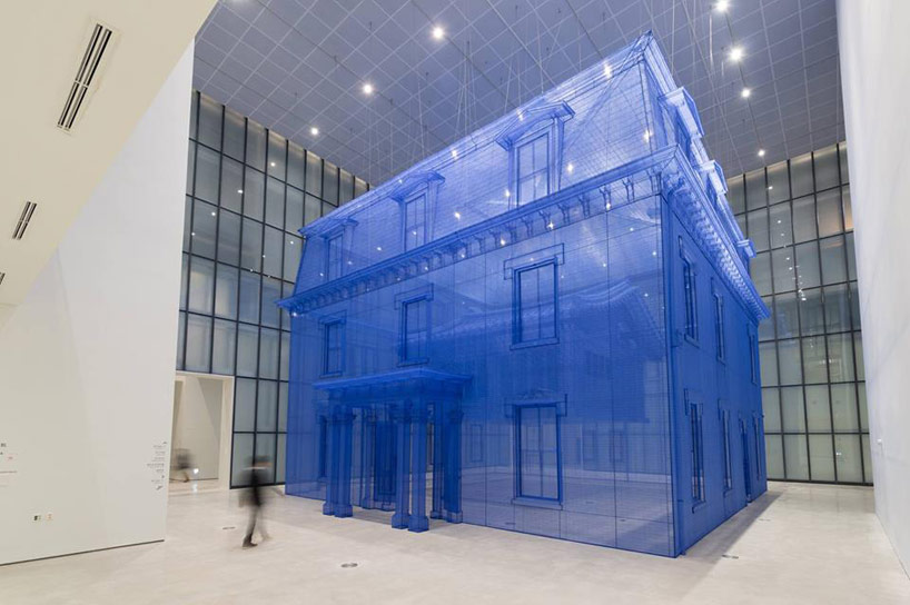 Do Ho Suh's Home Within a Home is one of five exhibitions at the MMCA Seoul.