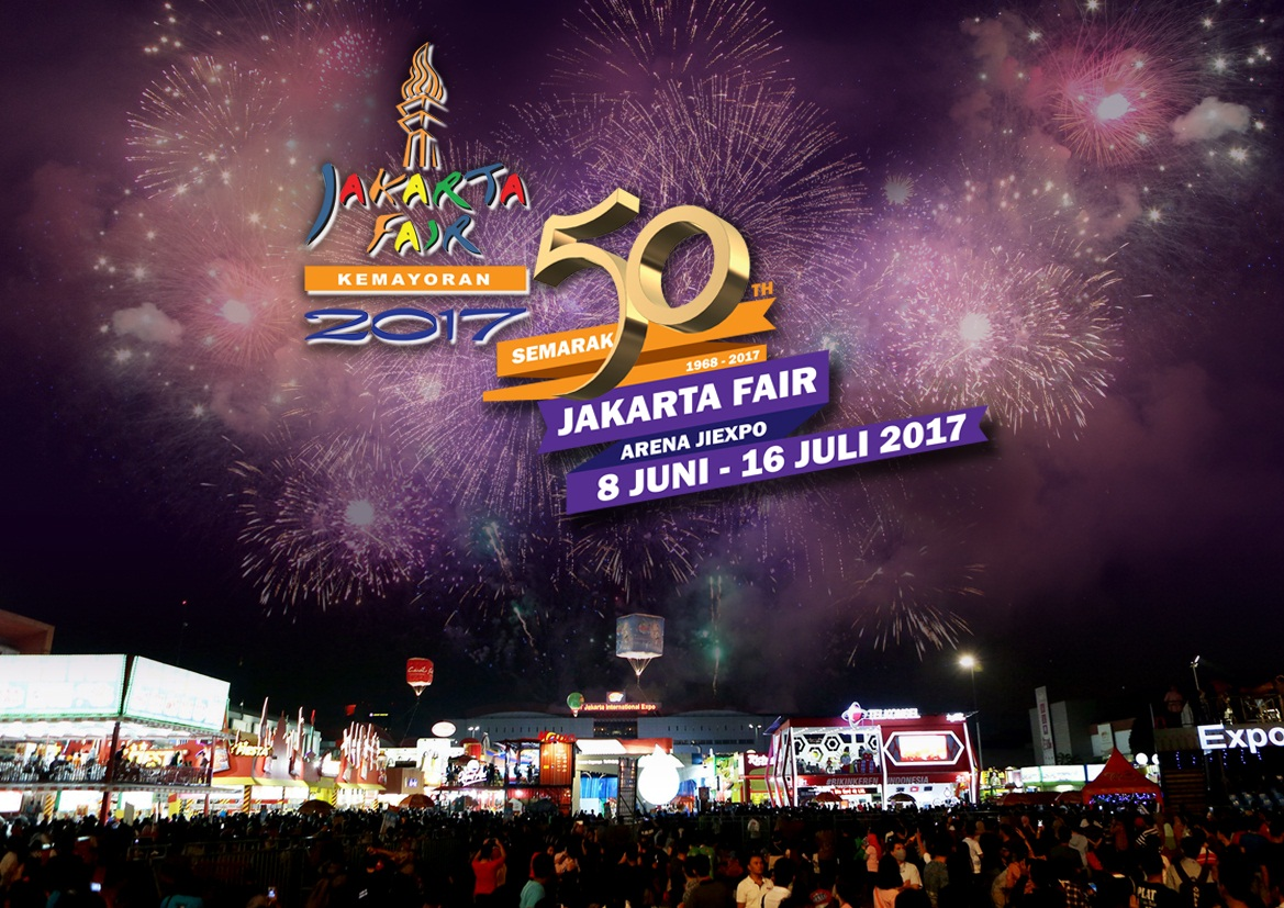 Join in on the fun at Jakarta Fair 2017.