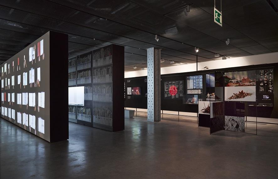 The exhibit opened Oct. 29 at the Espacio Fundación Telefónica in Madrid.