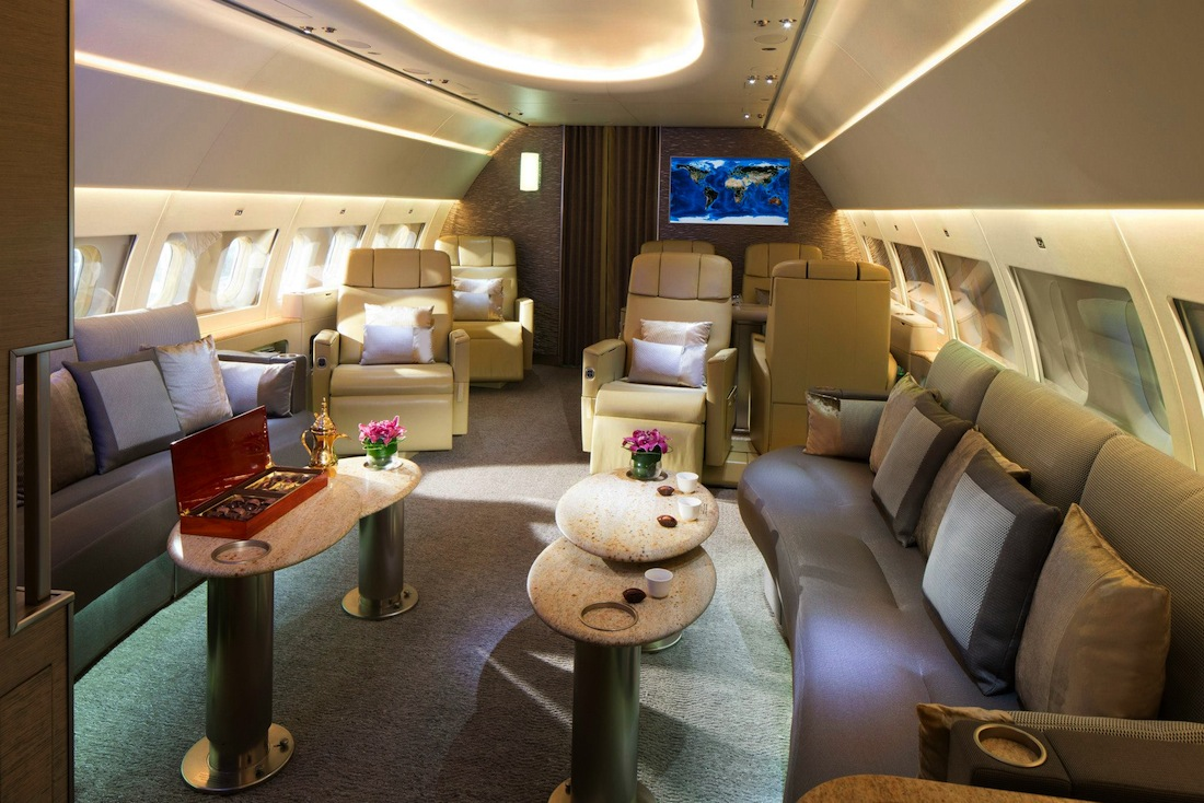 Emirates dropped to the fourth spot this year, though they did reveal innovation such as their private jet service.