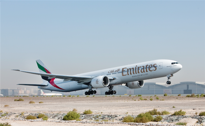 The airline will utilize its Boeing 777-300ER aircraft for the route.