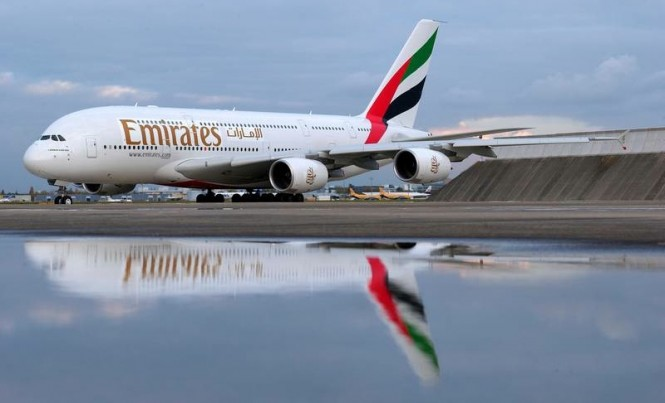 The second A380 daily flight brings the carrier's Dubai-Perth capacity to 14,000 seats per week.