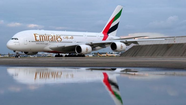 Emirates nabs the top spot as world's best airline.