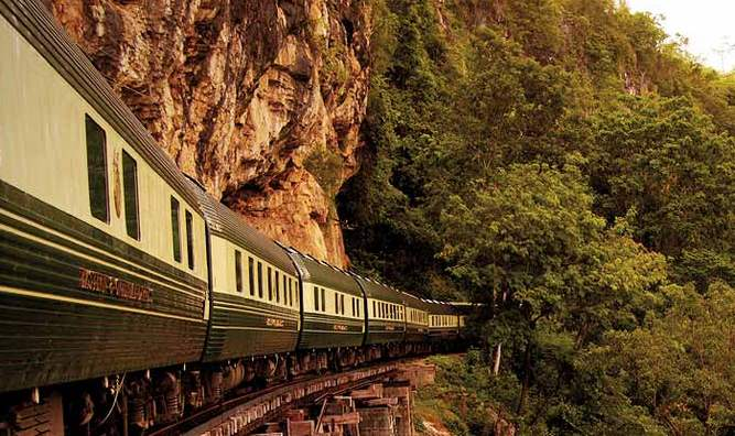 From Khmer temples to Malaysian plantations, a wealth of itineraries are on offer for those wishing to explore the region by rail.