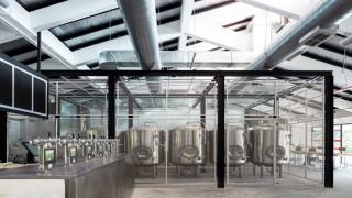 Inside Little Island Brewing Co.