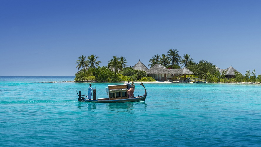 Four Seasons Resort Maldives at Kuda Huraa.