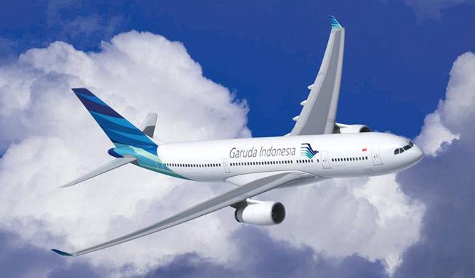 Garuda's A330-200