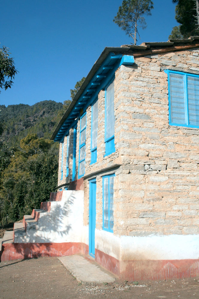 The Village Ways guesthouse in Gonap.