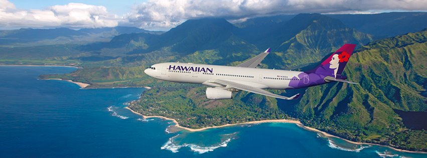 Hawaiian Airlines is the first U.S. airline to offer iPad entertainment systems.