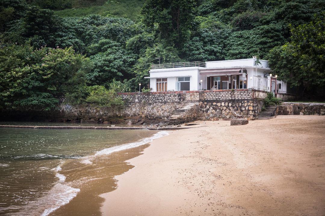 Yin Yang Coastal's beachside home in Ting Kau.