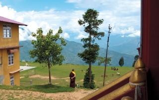 Hilltop Zang Dhok Palri Phodang Buddhist Monastery