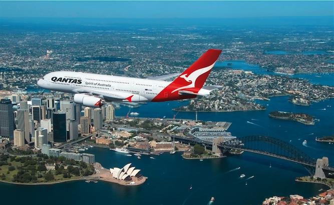 Qantas Switches To A380 For Sydney To Hong Kongdestinasian